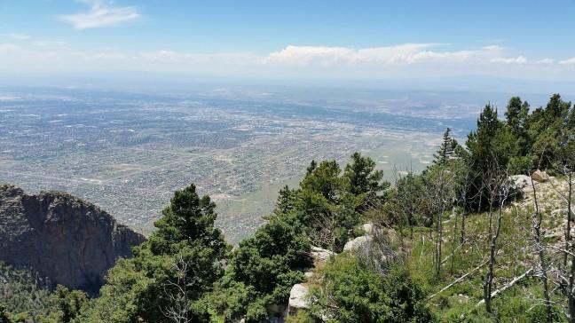 AlbuquerqueSandiaMountains