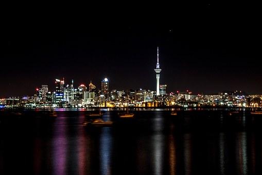 AucklandSkytowerNight