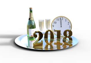 Wishing all of you a very happy 2018 and a year of prosperity and safe travels.