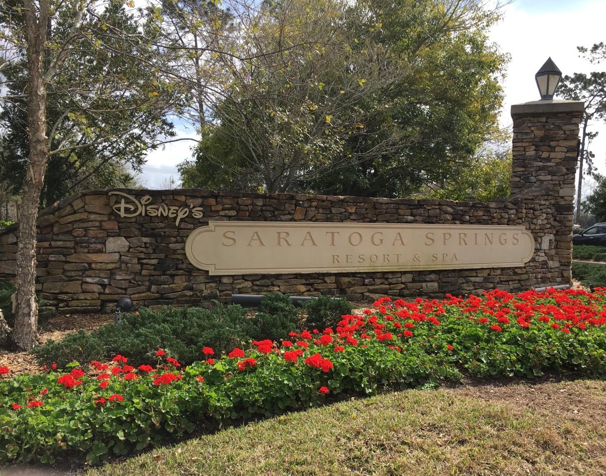 Disney's Saratoga Springs Resort & Spa - A Hidden Resort Retreat